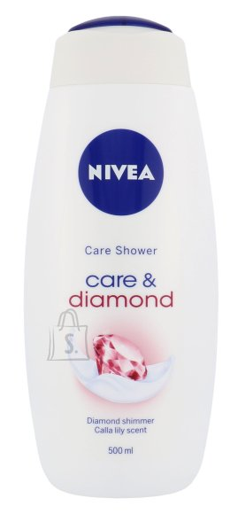 Nivea Care Shower Cream (500 ml)
