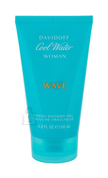 Davidoff Cool Water Woman Wave dušigeel 150 ml