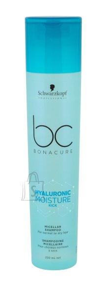 Schwarzkopf BC Bonacure Hyaluronic Moisture Kick mitsellaaršampoon 250ml