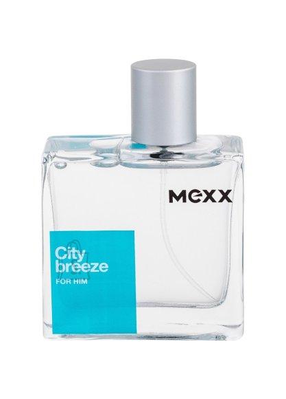 MEXX City Breeze For Him tualettvesi EdT 50 ml