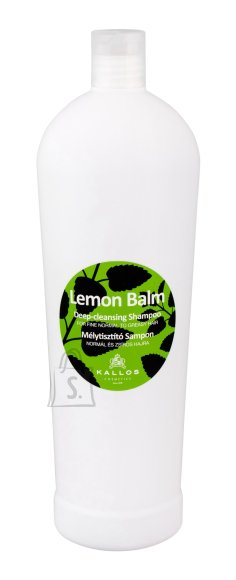 Kallos Cosmetics Lemon Balm Shampoo (1000 ml)