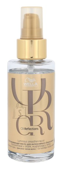 Wella Professionals Oil Reflections Hair Oils and Serum (100 ml)