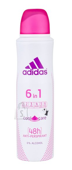 Adidas Cool & Care 6in1 deodorant 150 ml