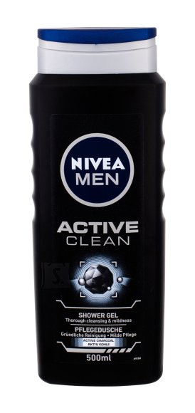 Nivea Men Active Clean Shower Gel (500 ml)