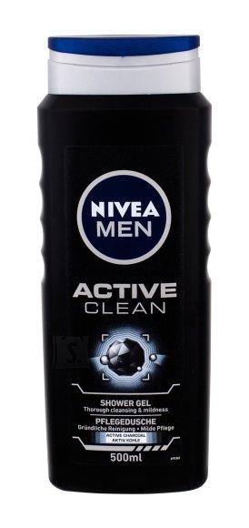 Nivea Men Active Clean Shower Gel (500 ml)