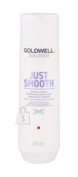 Goldwell Dualsenses Just Smooth Taming šampoon tõrksatele juustele 250 ml