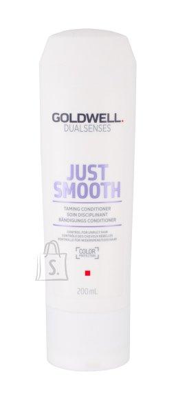 Goldwell Dualsenses Just Smooth Taming palsam tõrksatele juustele 200 ml