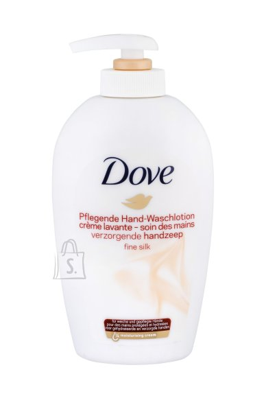 Dove Supreme Fine Silk vedelseep 250 ml