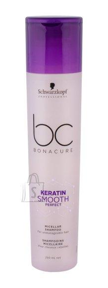 Schwarzkopf BC Bonacure Keratin Smooth Perfect mitsellaaršampoon 250ml