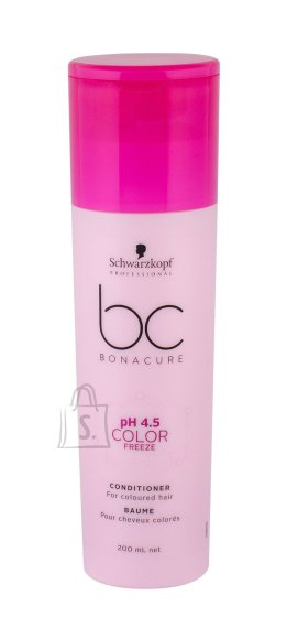 Schwarzkopf Professional BC Bonacure pH 4.5 Color Freeze juuksepalsam 200ml