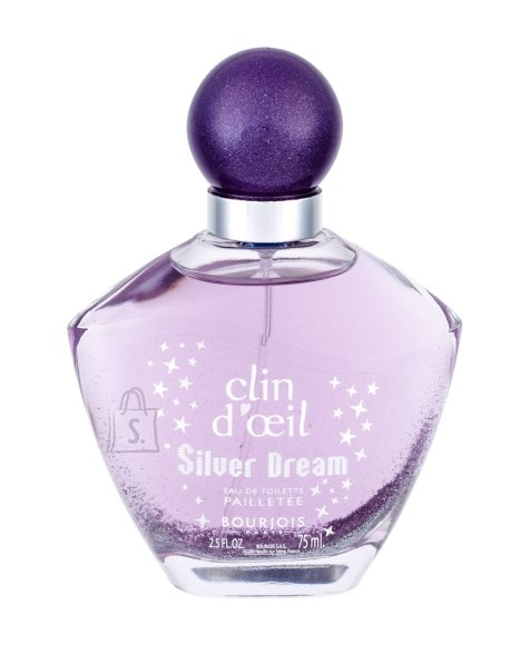 BOURJOIS Paris Clin d´Oeil Silver Dream Eau de Toilette (75 ml)