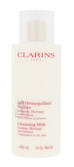 Clarins Cleansing Milk With Gentian Cleansing Milk (400 ml)