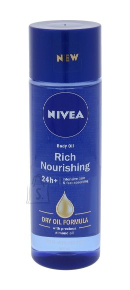 Nivea Rich Nourishing kehaõli (200 ml)