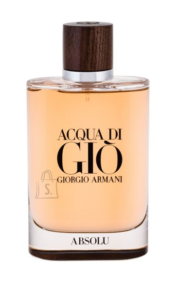 Giorgio Armani Acqua di Gio Absolu parfüümvesi EdP 125 ml