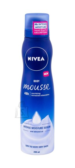 Nivea Deep Moisture Body Lotion (200 ml)