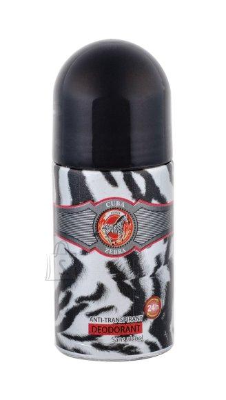 Cuba Cuba Jungle Zebra Deodorant (50 ml)