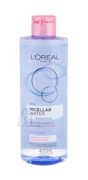 L´Oréal Paris Micellar Water Micellar Water (400 ml)