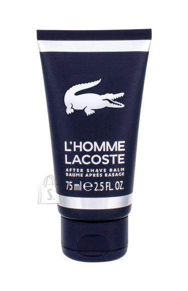 Lacoste L´Homme Lacoste aftershave palsam 75 ml