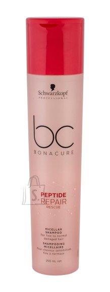 Schwarzkopf BC Bonacure Peptide Repair Rescue šampoon 250 ml