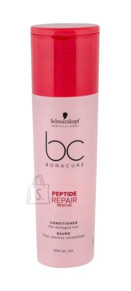 Schwarzkopf Professional BC Bonacure Peptide Repair Rescue juuksepalsam 200ml