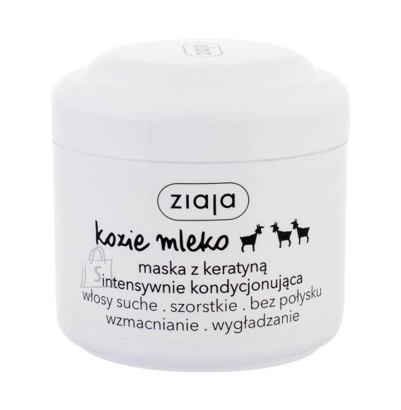 Ziaja Goat´s Milk juuksemask keratiiniga 200 ml