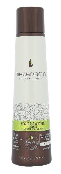 Macadamia Professional Weightless Moisture kergelt niisutav šampoon 300 ml