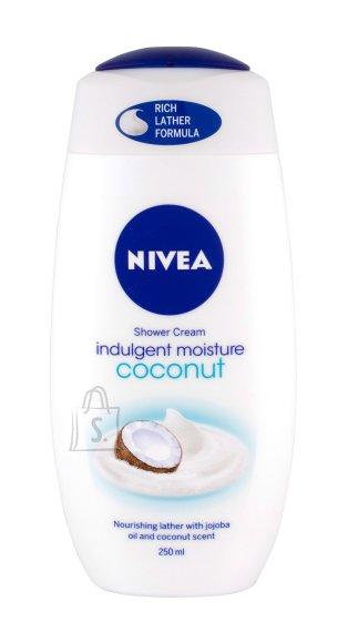 Nivea Care Shower Cream (250 ml)