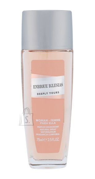 Enrique Iglesias Deeply Yours Woman Deodorant (75 ml)