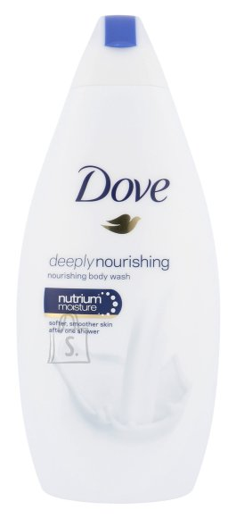 Dove Deeply Nourishing Shower Gel (500 ml)