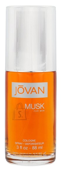 Jovan Musk Eau de Cologne (88 ml)