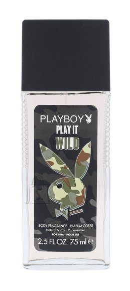 Playboy Play It Wild For Him Deodorant (75 ml)