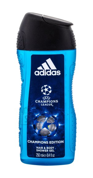 Adidas UEFA Champions League dušigeel 250 ml