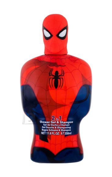 Marvel Spiderman Shower Gel (350 ml)