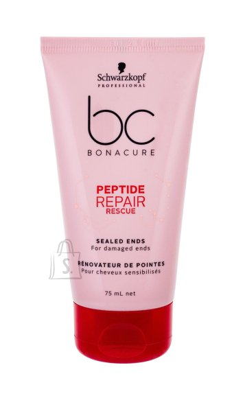 Schwarzkopf BC Bonacure Peptide Repair Rescue juukseseerum 75ml