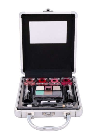 2K Beauty Basic Train Case meigikohver  (15,7 g)
