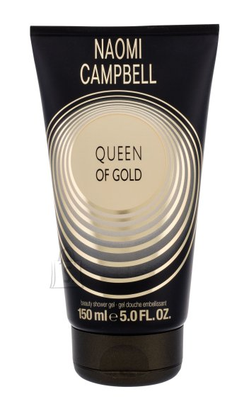 Naomi Campbell Naomi Campbell Queen Of Gold Shower Gel (150 ml)