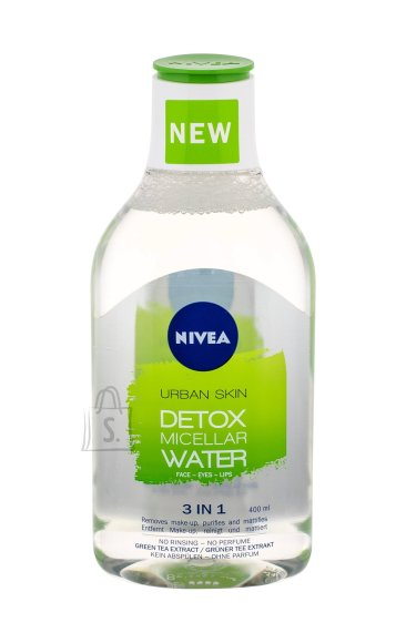 Nivea Essentials Micellar Water (400 ml)