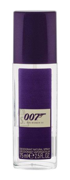 James Bond 007 James Bond 007 For Women III spray deodorant 75 ml