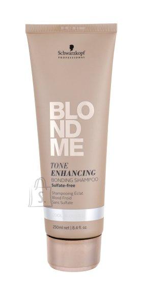 Schwarzkopf Blond Me Tone Enhancing Bonding šampoon 250ml