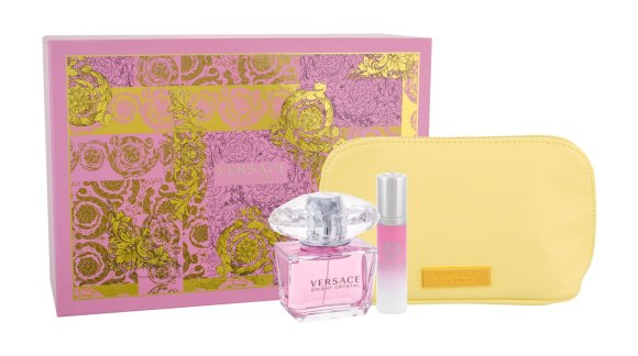 Versace Bright Crystal lõhnakomplekt EdT 90 ml
