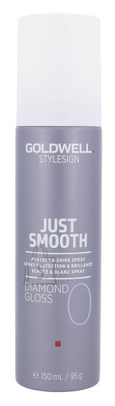 Goldwell Style Sign Just Smooth Diamond Gloss niiskuskaitse- ja läikesprei 150 ml