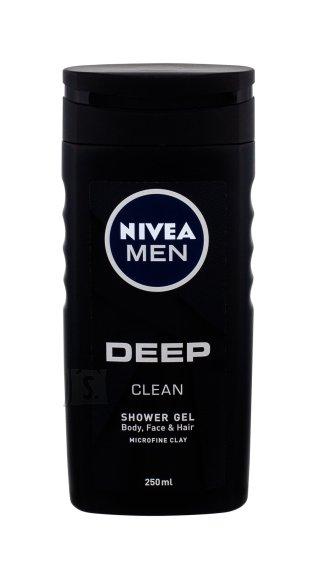 Nivea Men Deep Shower Gel (250 ml)