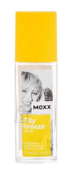 MEXX City Breeze For Her spray deodorant 75 ml