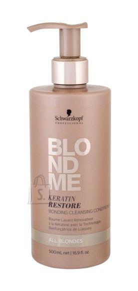 Schwarzkopf Blond Me Keratin Restore puhastuspalsam 500ml