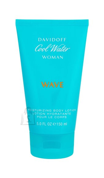 Davidoff Cool Water Woman Wave ihupiim 150 ml