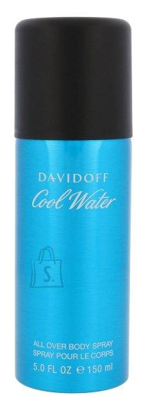 Davidoff Cool Water spray deodorant 150 ml