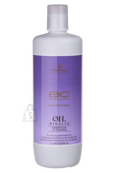 Schwarzkopf BC Bonacure Oil Miracle Shampoo (1000 ml)