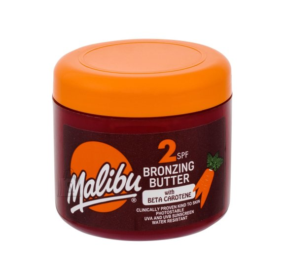 Malibu Bronzing Butter Sun Body Lotion (300 ml)