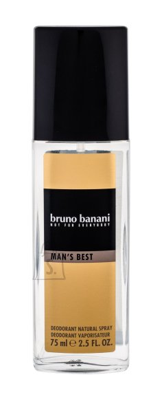 Bruno Banani Man´s Best spray deodorant 75 ml