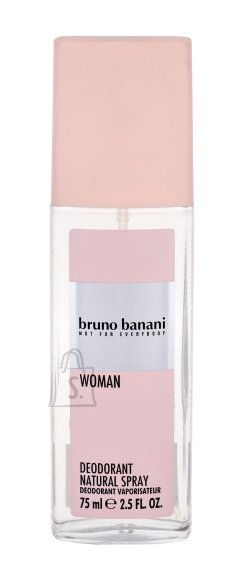 Bruno Banani Woman spray deodorant 75 ml